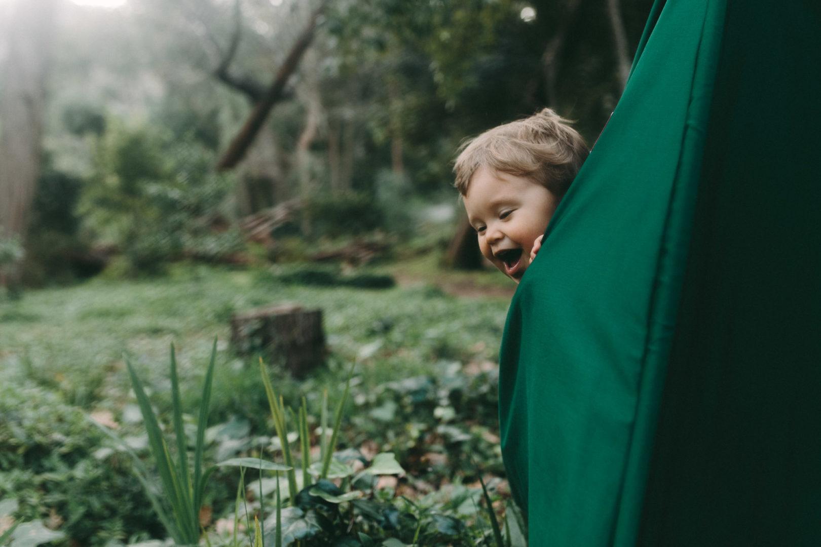 kids outdoor green teepee play tent